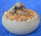 Schildkröten Steingut Deko Ei - Verden (Aller)