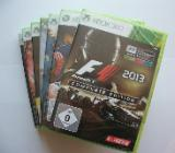 7 X-BOX360-Spiele Angebotspaket (Neuware) - Wagenfeld