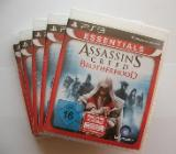 "6 PS3-Spiele ""Assassin`s Creed Brotherhood"" (Neuware) - Wagenfeld"