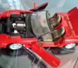 Chevrolet Corvette C5 (1997) 1:18 rot Modellauto Burago - Verden (Aller)