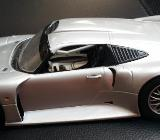 Modellauto 1:18 Porsche 911 GT1 von Anson ohne OVP - Verden (Aller)