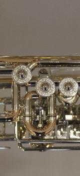 Meister J. Scherzer Piccolo - Trompete, Mod. 8111 - L, Neuware / OVP - Bremen Mitte