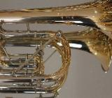 Meister J. Scherzer Profiklasse Konzert - Trompete 8218W-L mit Überblasklappe und 4 Mundrohren, Neu - Bremen Mitte