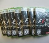 "X-BOX 360 ""F1 2013"" Complete Edition Angebotspaket 7 Stück (Neuware) - Wagenfeld"
