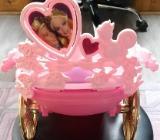 Barbie + Kutsche Farbe Rosa Pink Gold - Verden (Aller)