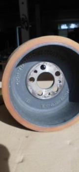 Radsatz für Jungheinrich Ameise - Wagenfeld