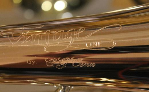 C.G. Conn Vintage One Profiklasse - Flügelhorn inkl. Koffer - Bremen Mitte