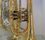Melton Profiklasse Basstrompete in Bb, Mod. 129GL, Neuware inkl. Tasche - Bremen Mitte