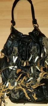 4 x Stück große Leder Hand - Umhängetaschen von Gabor,Hernan ect. - Verden (Aller)