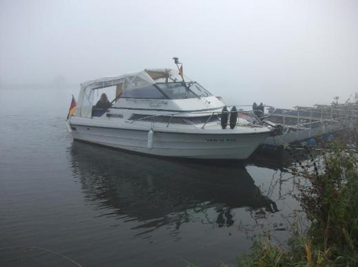 Draco 2500 Kajütboot Motorboot - Bassum