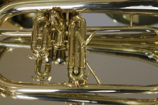 Couesnon Monopole B - Flügelhorn mit Koffer - Bremen Mitte