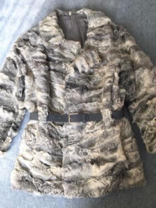 Pelz-Jacke, Größe 40, TOP-Zustand, wenig getragen, Art. 2 - Visselhövede