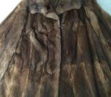 Pelz-Jacke, Größe 44, TOP-Zustand, wenig getragen, Art. 1 - Visselhövede