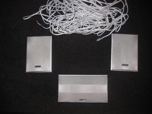 Lautsprecherboxen von Pioneer. - Stuhr