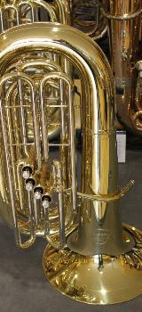 V. F. Cerveny Front Aktion B - Tuba Mod. 4993-4F, Neuware inkl. Rollenkoffer - Bremen Mitte