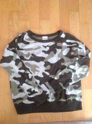 Camouflage Pullover - Bremen