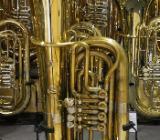Original Amati 4/4 B - Tuba inklusive Koffer und Mundstück
