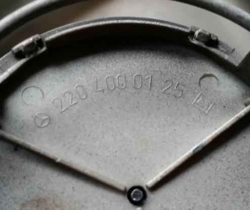 4 x Stück MB 75 mm Radnabenkappen für 16,17,18,19,20,21 Zoll Felgen - Verden (Aller)