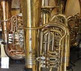 Original Miraphone B - Tuba, gebraucht
