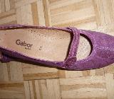 Gabor Ballerinas erikafarben Gr. 42,5 - Bremen