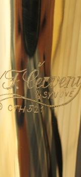 V.F. Cerveny Tenorhorn CTH 521-3. Neuware inkl. Koffer - Bremen Mitte