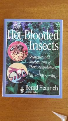 The Hot-Blooded Insects: Strategies and Mechanisms of Thermoregulation (Englisch) - Verden (Aller)
