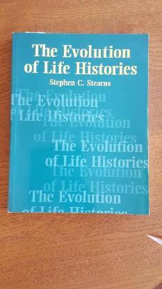 The Evolution of Life Histories (Englisch) Taschenbuch – 16. Juli 1992  von Stephen C. Stearns (Autor) - Verden (Aller)