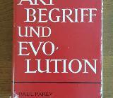 Artbegriff und Evolution Gebundene Ausgabe – 1967 - Verden (Aller)