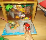 Playmobil Piratenschiff + Piraten Truhe + Extras ! - Edewecht