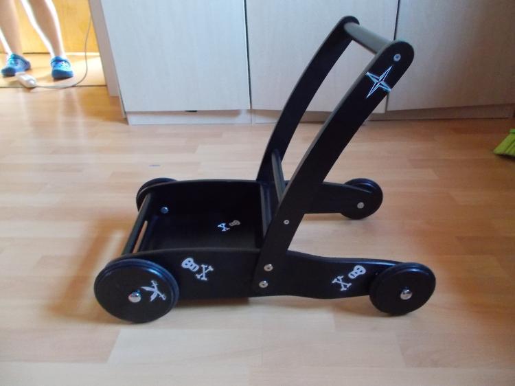 pinolino lauflernwagen pirat james neu edewecht weser. Black Bedroom Furniture Sets. Home Design Ideas