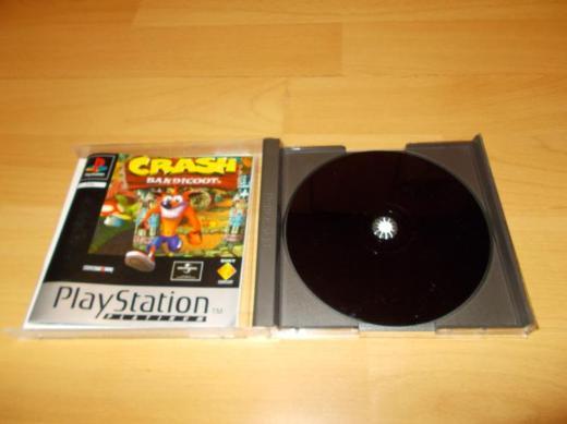 Crash Bandicoot für Playstation 1 ( PS1 ) TOP ! - Edewecht