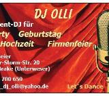 DJ gesucht für Party, Geburtstag, Hochzeit, Firmenfeier- suche DJ - Brake (Unterweser)