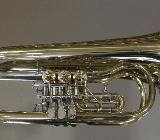 Melton Spezial Konzert Flügelhorn inkl. Koffer und Mundstück