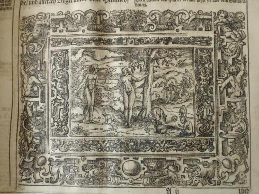 Lutherbibel von 1695 ! - Bremen