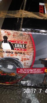 Calli Calmud Elektro Grill - Bremen