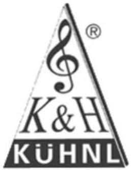 Kühnl & Hoyer B - Flügelhorn inklusive Koffer und Mundstück - Bremen Mitte
