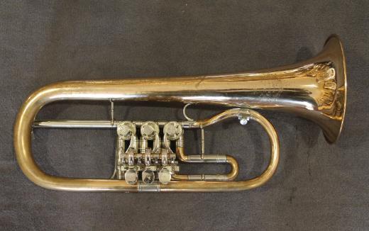 Gebr. Alexander Mainz Goldmessing Konzert - Flügelhorn inkl. Koffer - Bremen Mitte