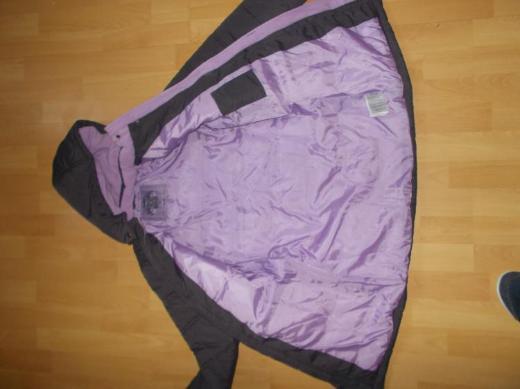 Warmer Winter Mantel für Mädchen in 134 / 140 Neu ! - Edewecht