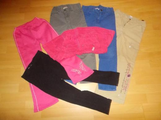 17 Teiliges Bekleidungs Paket für Mädchen in 128 fast Alles Neu ! - Edewecht