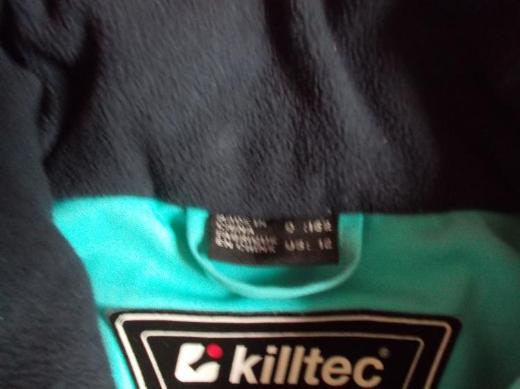 Killtec Ski / Winterjacke Unisex in 140 / 146 ( steht 152 drin ) - Edewecht