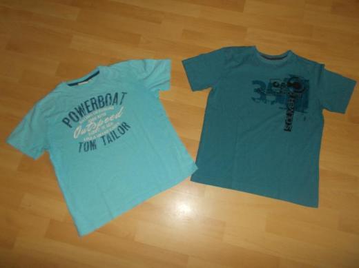 6 Neue + 2 Teiliges Marken T - Shirt Paket für Jungen in 152 - Edewecht