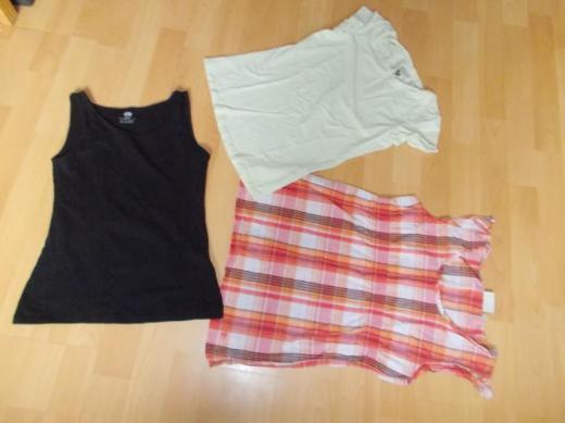 Nr. 2 : 14 Teiliges T - Shirt Paket für Mädchen in 146 / 152 - Edewecht