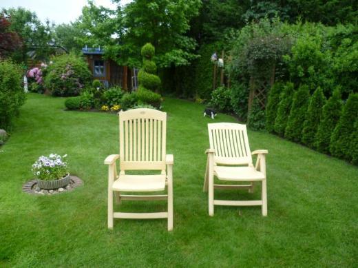 Sehr gut erhaltene, gebrauchte Gartenstühle - Bad Zwischenahn