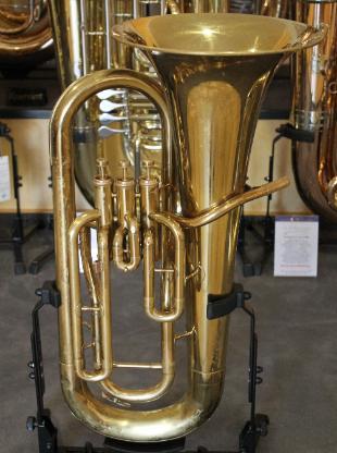 Yamaha Euphonium YEP 201 Gebrauchtinstrument inkl. Koffer - Bremen Mitte