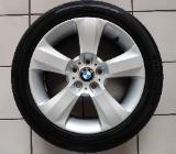 Sommer/Alu BMW X3 (E83) 235/50R18 / Sternspeiche 113/8Jx18H2IS46 - Delmenhorst