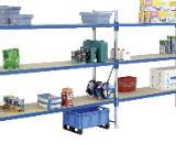 Weitspannregal Fachlast ab 400 kg von BITO Made in Germany - Wilhelmshaven