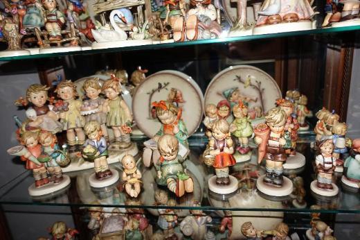 Hummel / Goebel Porzellanfiguren,  Jahresteller, Große Sammlung - Barnstorf