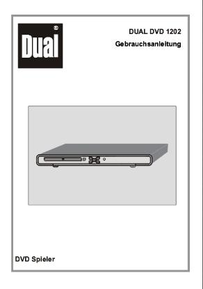 DVD Player DUAL 1202 - Schwanewede