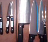 Verkaufe 7 teiliges Messerset - Berne