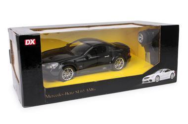 Mercedes-Benz SL65 AMG, ferngesteuert, Skala 1:18, ab 6 Jahre - Scheeßel